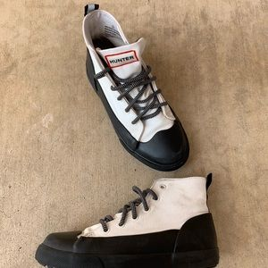 Hunter youth high tops
